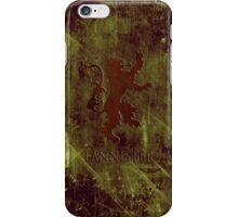 Lannister 04 [Phone Case] iPhone Case/Skin