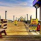 A Really Long Pier by imagetj