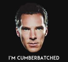 I'M CUMBERBATCHED by jessvasconcelos