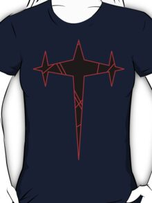 Kill la Kill - Three Star Goku - Red Strings of Fate T-Shirt
