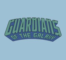 Guardians of the Galaxy Classic Logo 3 by nelder55