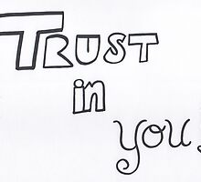 Trust in you by byAngeliaJoy