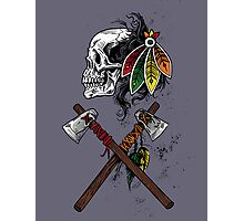 Chicago Blackhawks Photographic Print