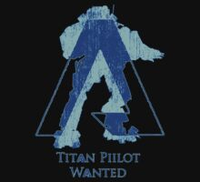 Titan Pilot Wanted! Cool Blue by Hilly14HD