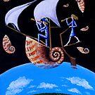 Magic Flight by Vitaliy Gonikman