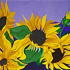 Sunflowers..Glimpses of God's Goodness by Anne Gitto