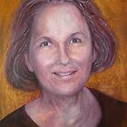 Portrait of Dianne by annamora