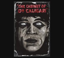The Cabinet of Dr. Caligari by 4gottenlore