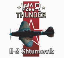 War Thunder Il-2 Sturmovik by Mil Merchant