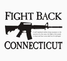 Fight Back Connecticut by Zesko