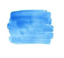 Watercolor design Photographic Print