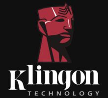 Klingon Kingston by amok300