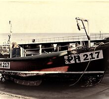 Fishing Boat PH217 by Amar-Images