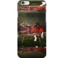 Magical Mushroom Farm iPhone Case/Skin