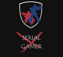 Serial Gamer by pharmacist89