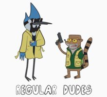 Regular Dudes by stuffofkings