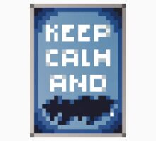 Starbound - Keep Calm by TheShyyGuy
