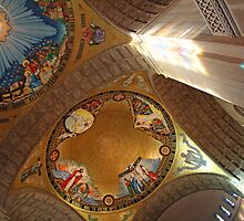 The Shrine Of The Immaculate Conception -- America's Catholic Church by Cora Wandel