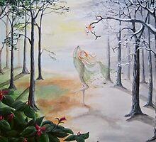 Cast A Spell For Spring by Hannah Aradia
