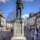 Kendal War Memorial by Tom Gomez