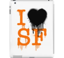 I Bomb SF (v1) iPad Case/Skin