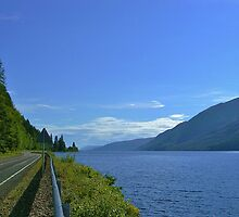 On The Way To Spean Bridge by lezvee