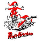 Pixie Kitchen Shell Sea Scooter by Hedrin