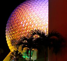 Epcot Art Deco by LisaThomasPhoto