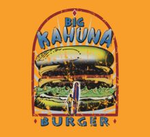 Big Kahuna Burger by Slitter