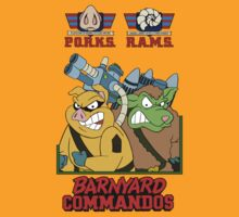 Barnyard Commandos - Color - Group by DGArt