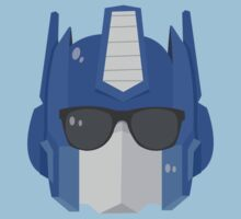 Cool Guy Optimus by TheSassmaster