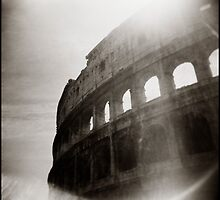 { Colosseum } by Lucia Fischer