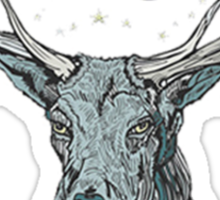 Imagine Dragons Deer Sticker