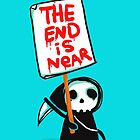 The End is Near by Budi Satria Kwan