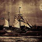 Pirate Ship by BluAlien