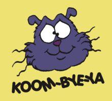 Eek the Cat - Koom-Bye-Ya - Head - Black Font by DGArt