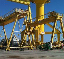 Gantry Cranes by aceworldcompani