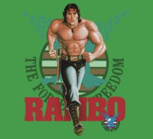 Rambo - Logo #3 - Color Kids Clothes