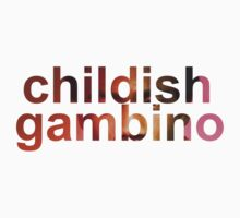Childish Gambino by punyal22