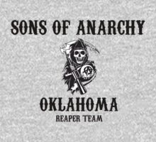 Anarchists Oklahoma Anarchy by Prophecyrob