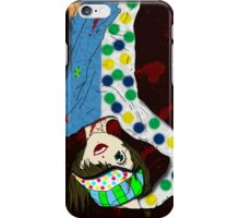 Joining the circus iPhone Case/Skin