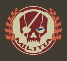 Titanfall Militia by RocketmanTees