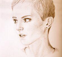 Emma Watson by KatiBurns