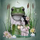 The Princess & The Frog by Tanya  Mayers