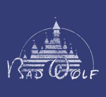 Bad Wolf Disney (Distressed) by trebory6
