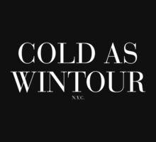 Cold As Wintour by 20DaysofJune