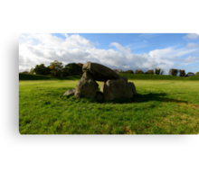 The Giants Ring, Northern Ireland Canvas Print