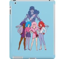 Jem and The Holograms - Group #2 Blue - Tablet & Phone Cases iPad Case/Skin