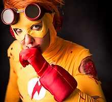Cosplay_KID FLASH by gixye