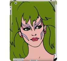 Jem and The Holograms - Pizzazz - Face - Tablet & Phone Cases iPad Case/Skin
